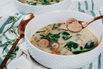 Creamy Sausage Soup